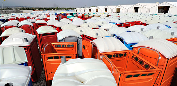 Champion Portable Toilets in San Diego, CA